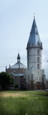 Evangelische Alexanderkirche