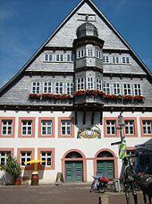 Osterode, das Alte Rathaus