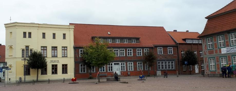Marktplatz Boizenburg