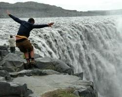 springen wir in den Wasserfall der Liebe