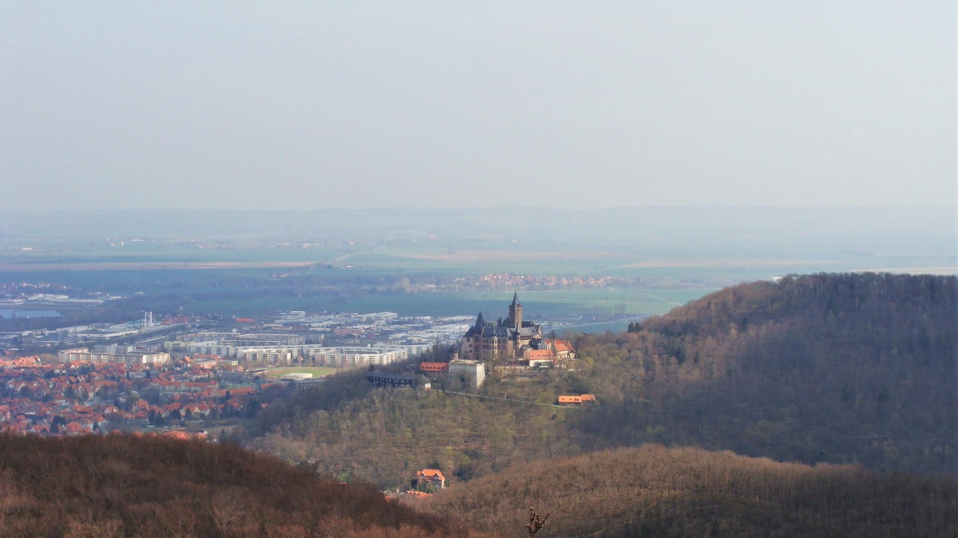 Schlossblick vom Prinzenturm