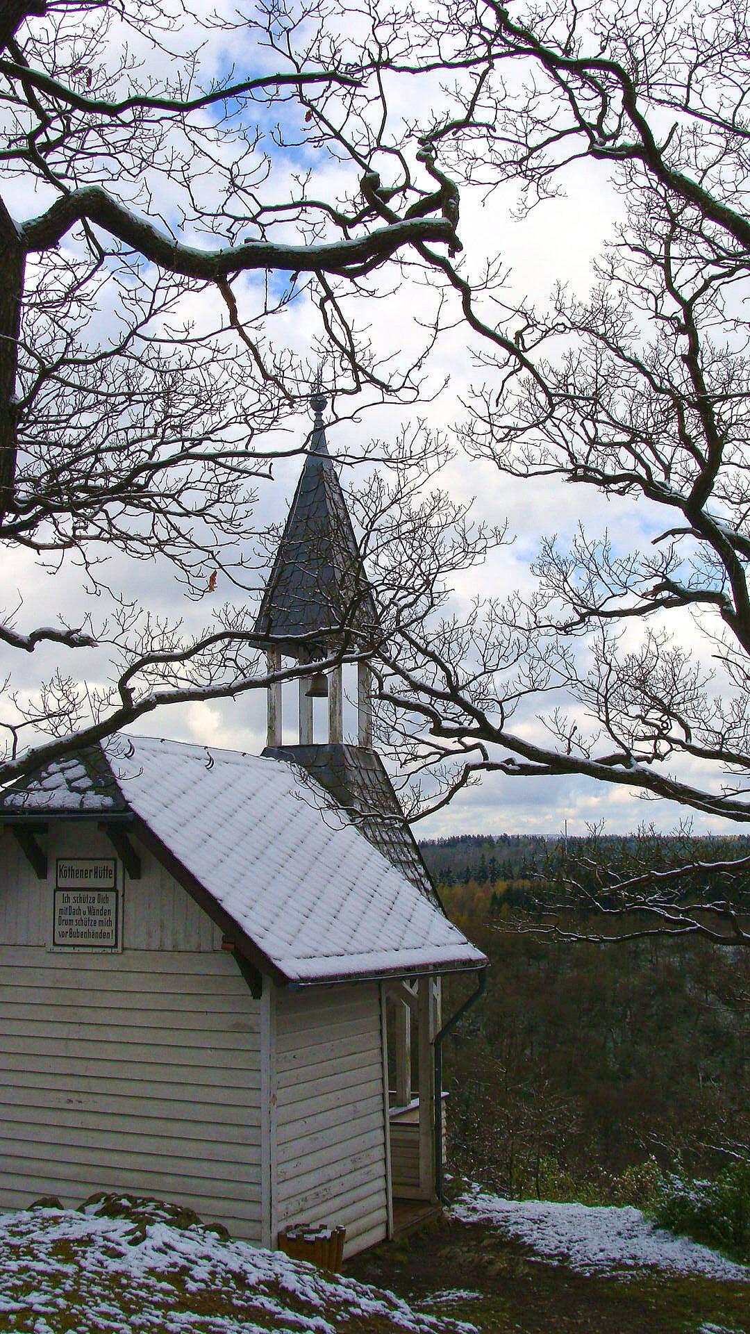 HWN 195 Köthener Hütte