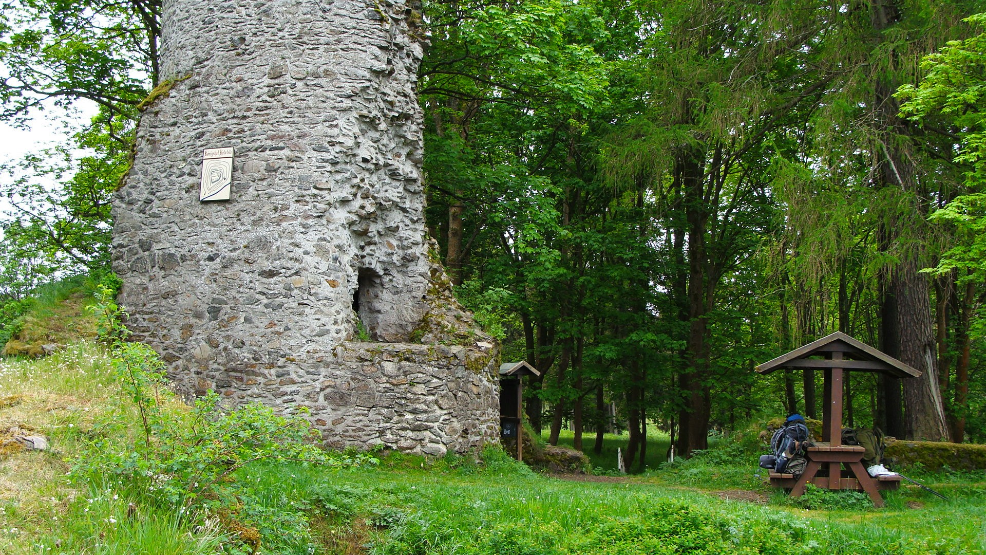 HWN 041 Ruine Königsburg
