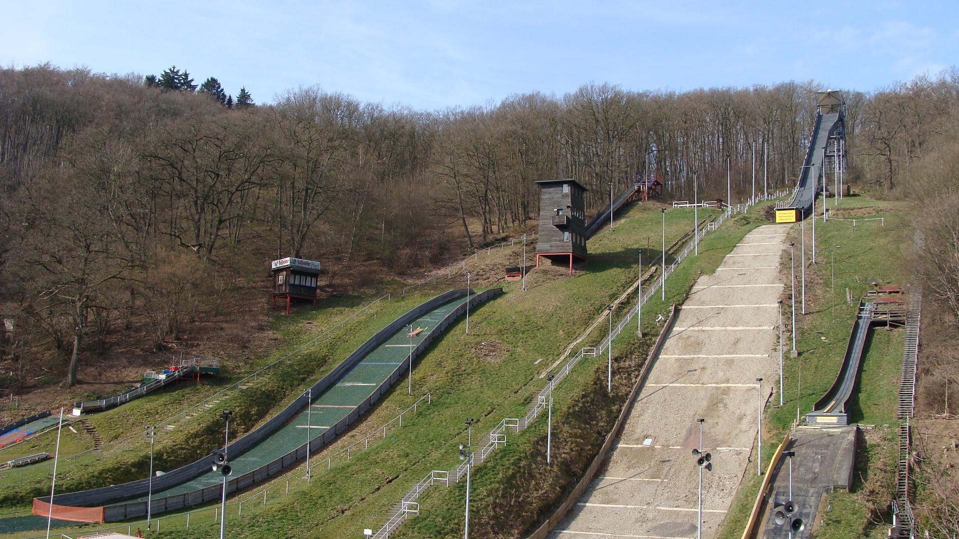 Skisprunganlage Wernigerode