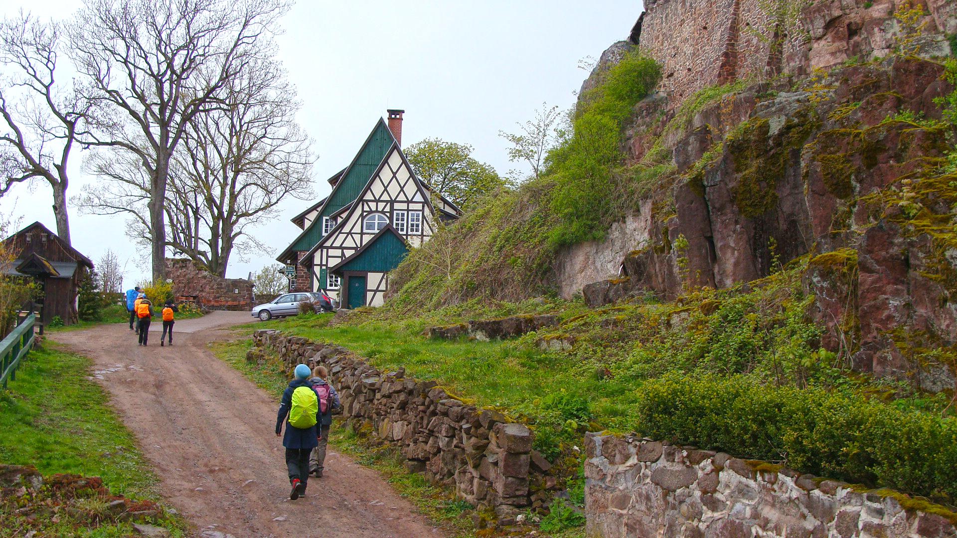 HWN 098 Ruine Hohnstein
