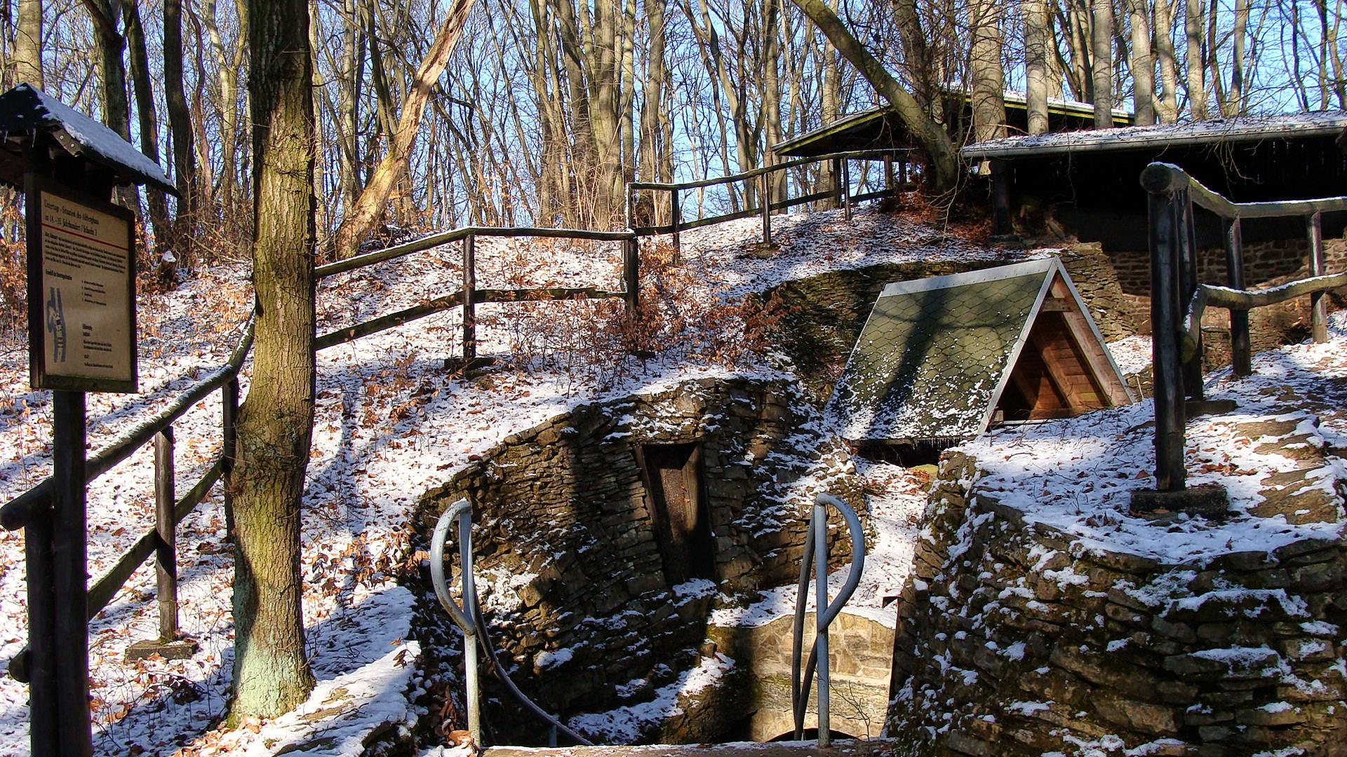 HWN 222 Bergbaulehrpfad Wettelrode