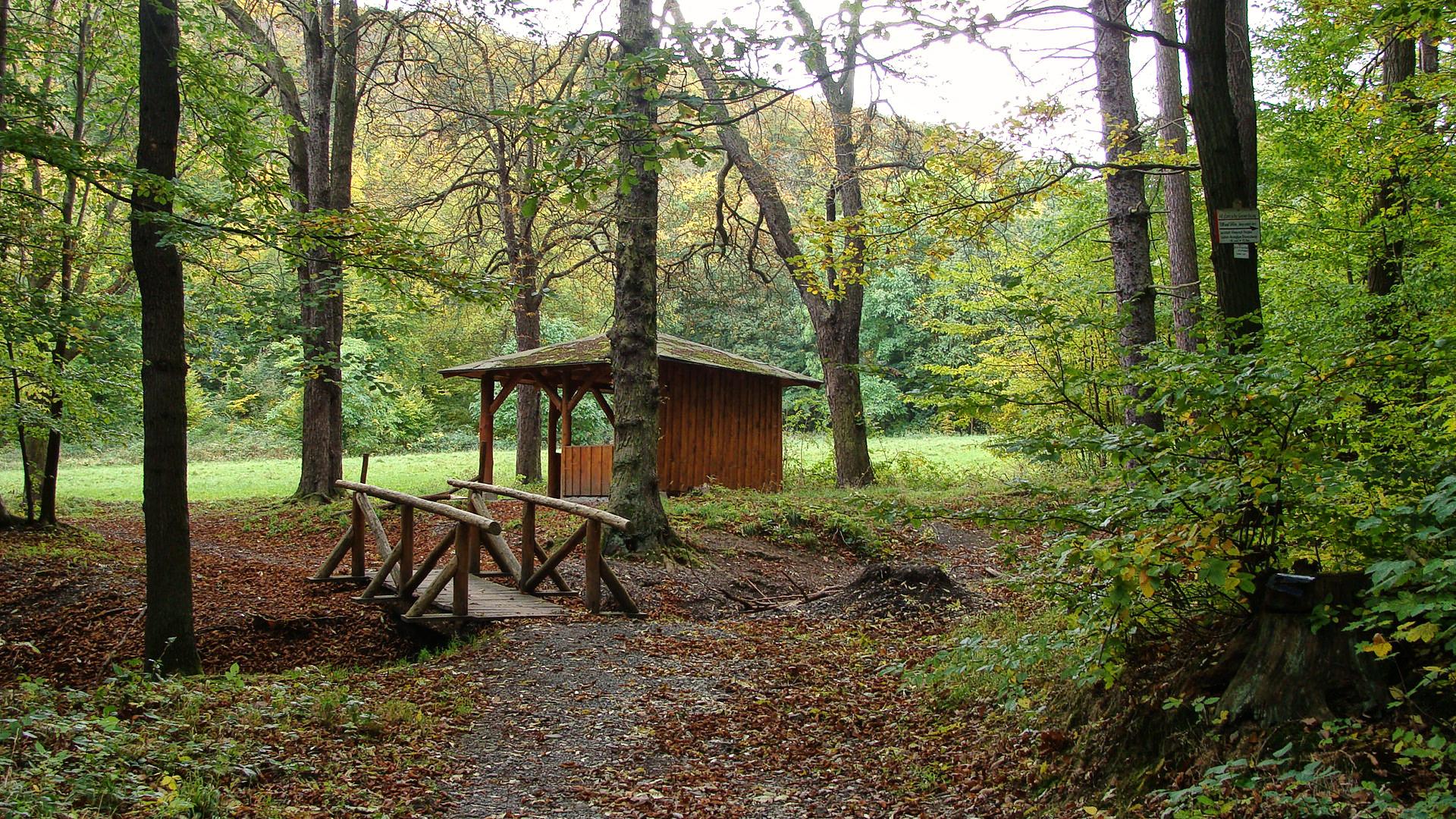 Schutzhütte Eisengarten