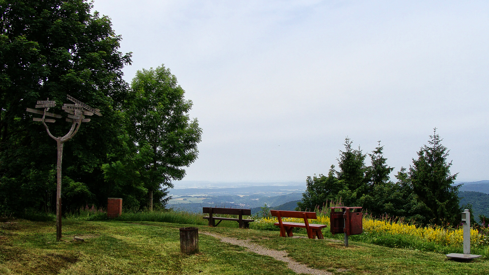 Ravensberg Gipfel