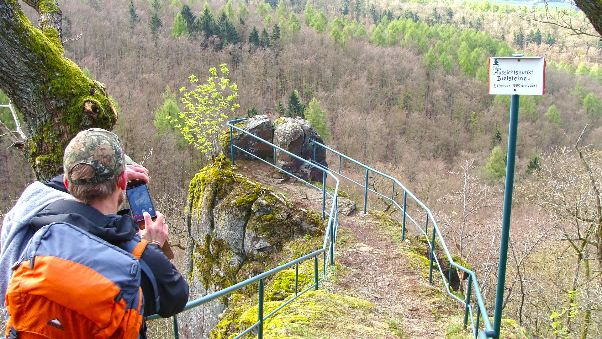 Aussichtspunkt Bielsteine