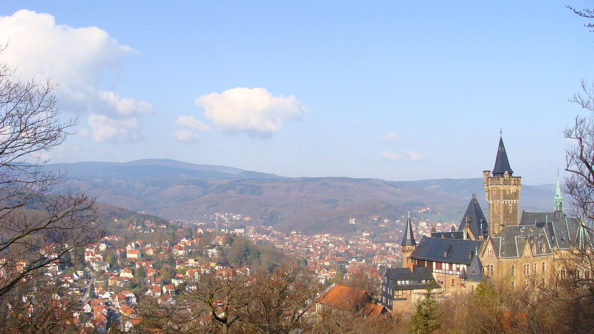 HWN 031 Agnesberg / Schloss Wernigerode