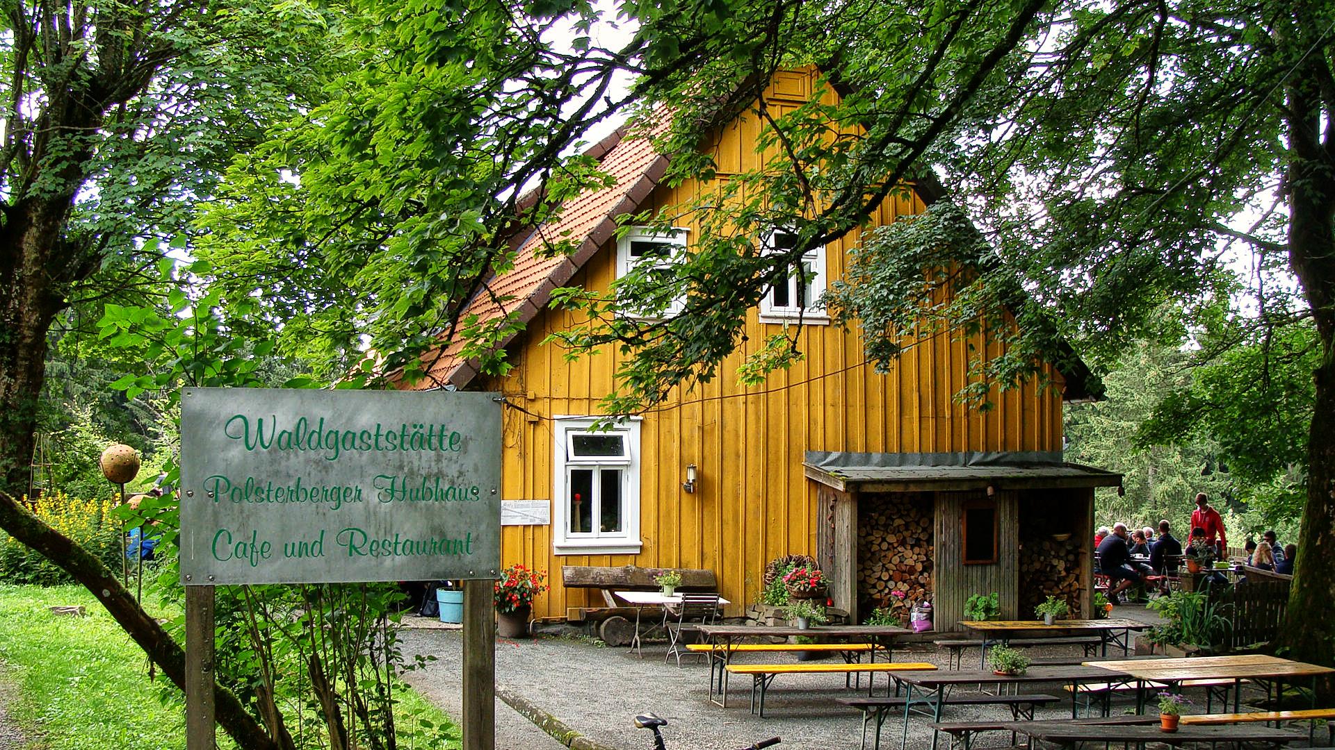 Polsterberger Hubhaus
