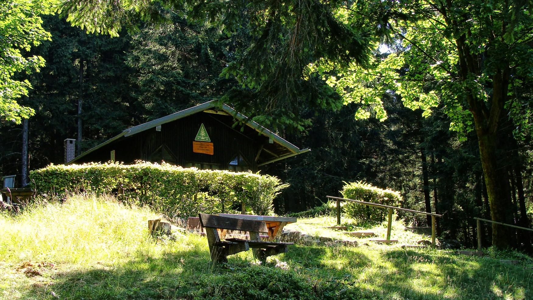 HWN 104 Tränkebachhütte