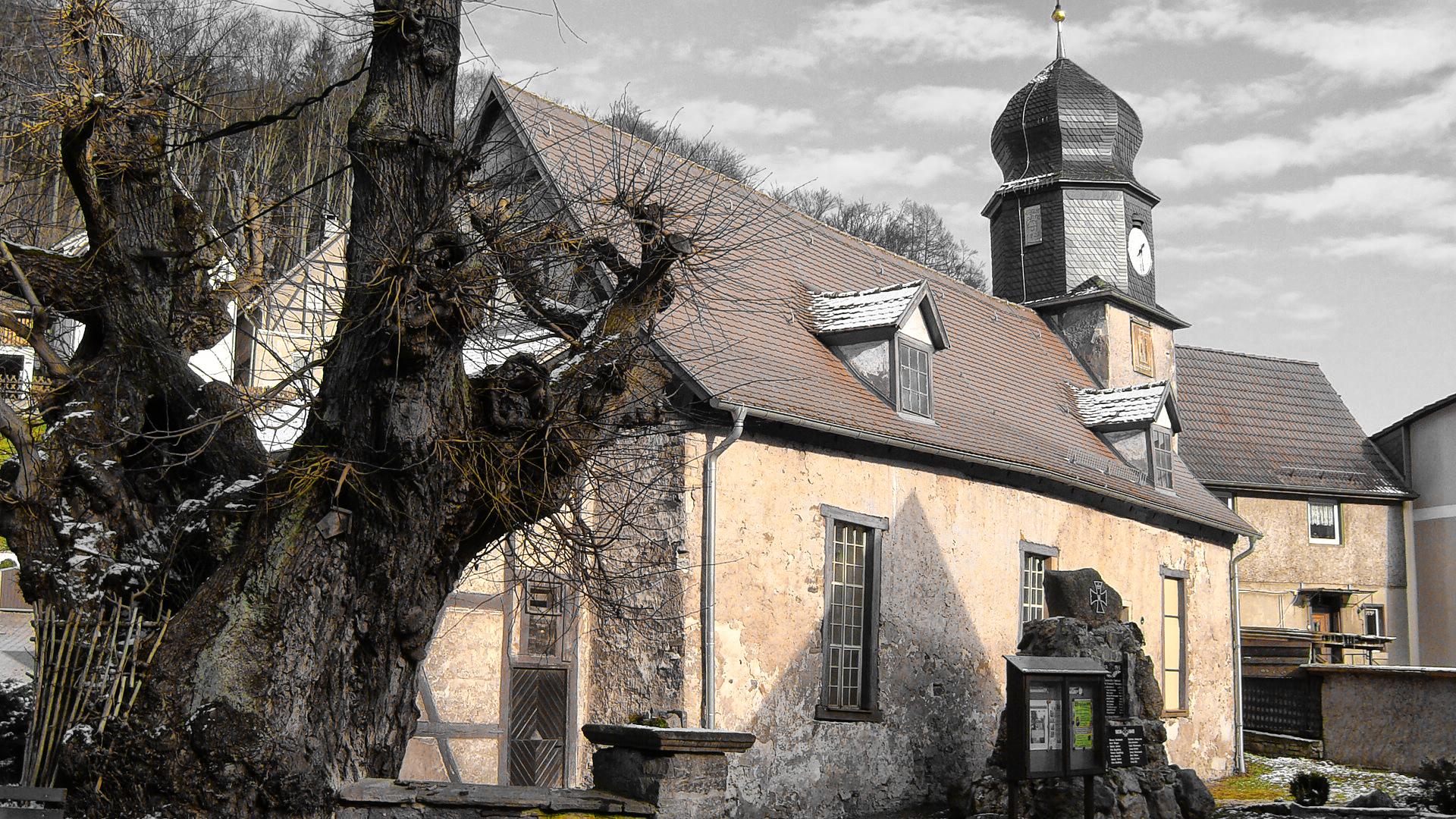 Alte Kirche Morungen