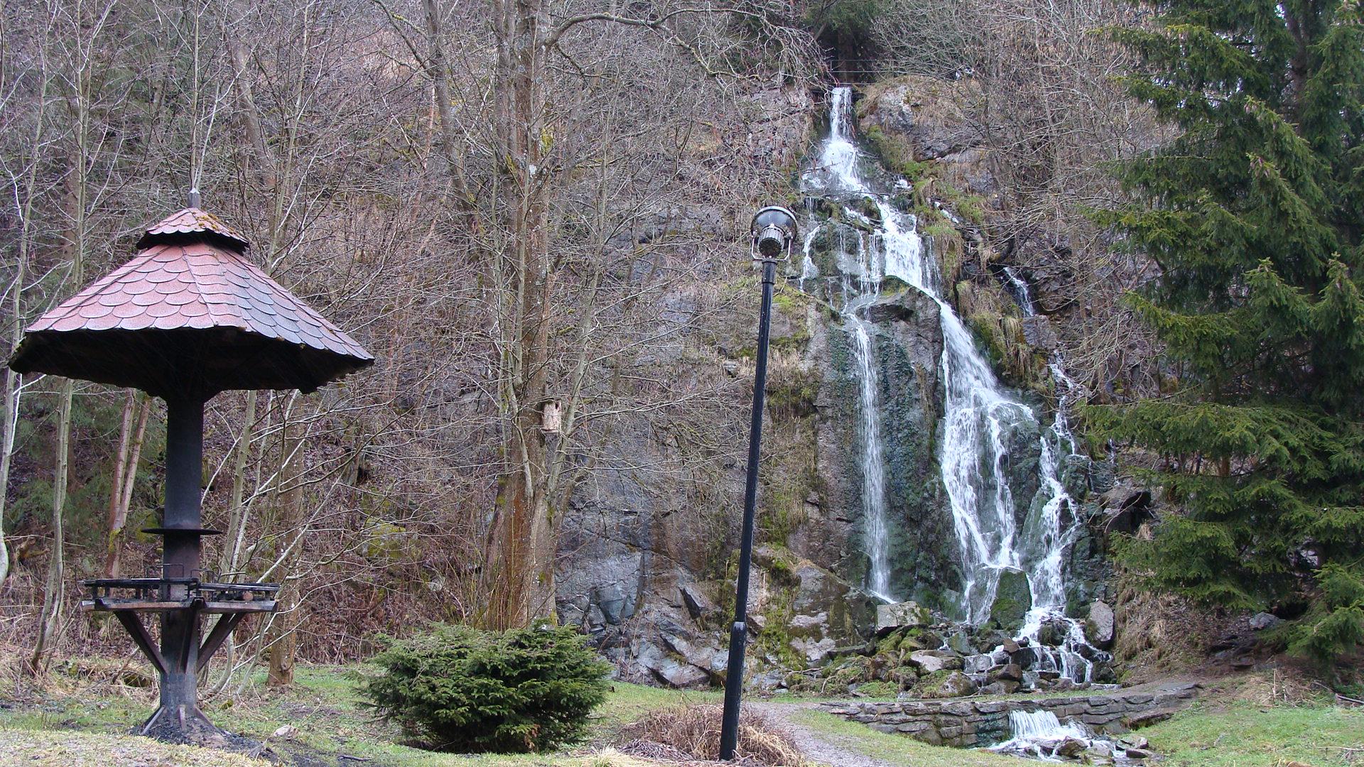 HWN 040 Königshütter Wasserfall