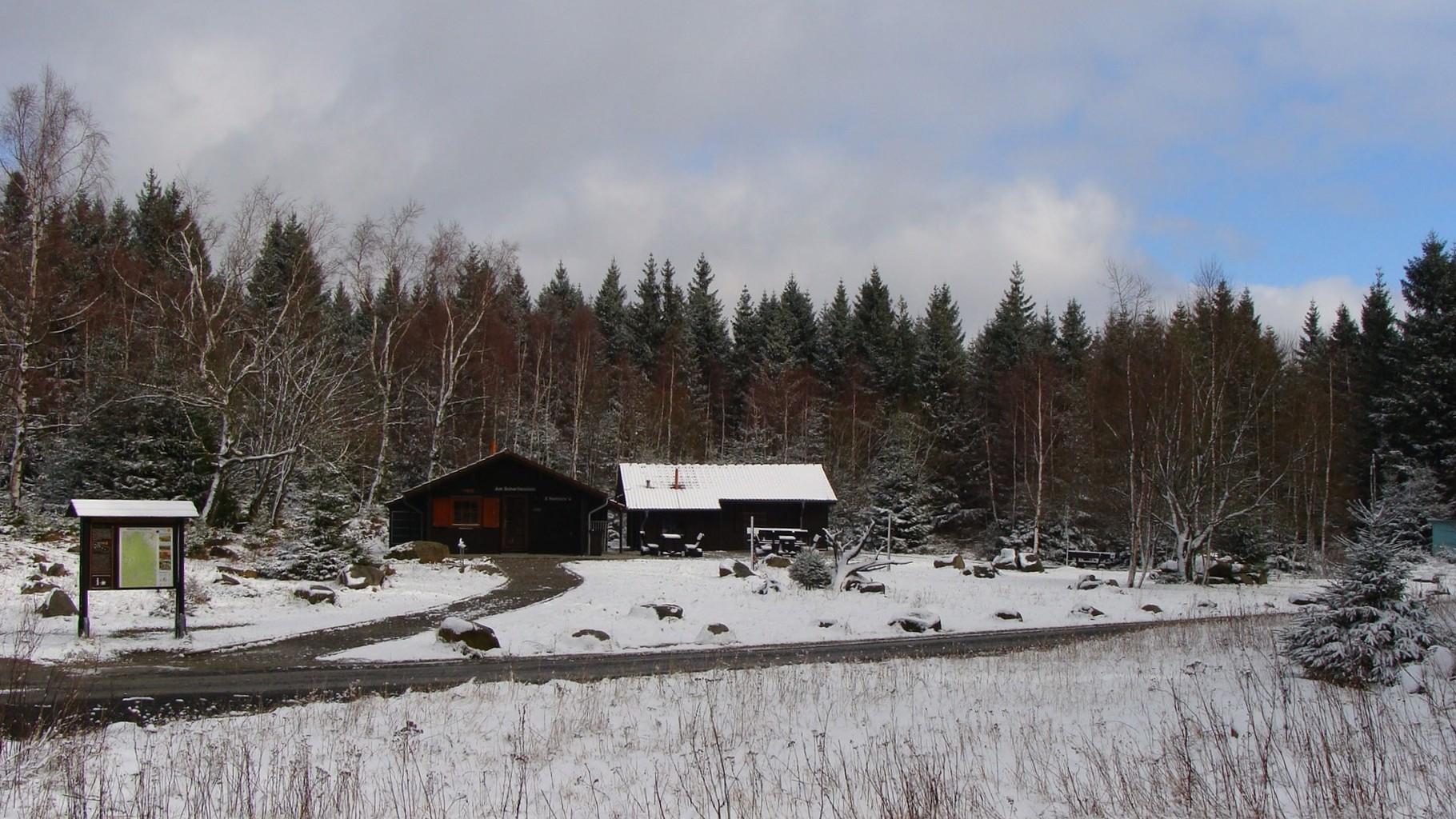 HWN 002 Rangerstation am Scharfenstein