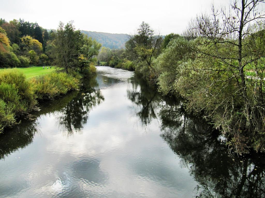Der Neckar bei Sülzau