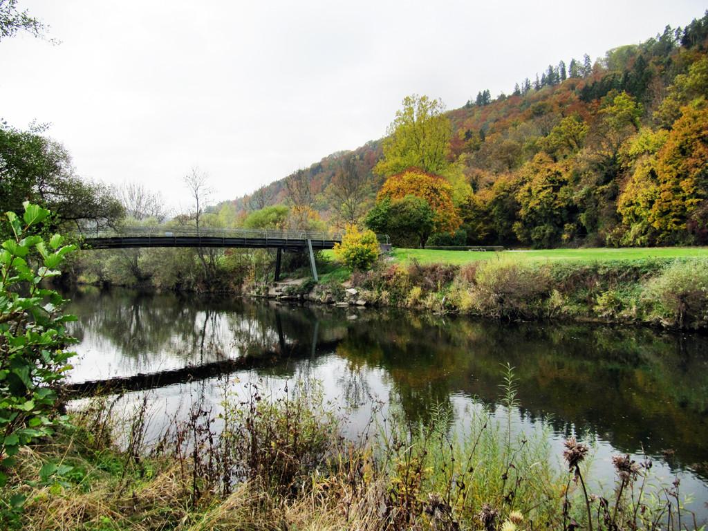 Brücke Golfplatz