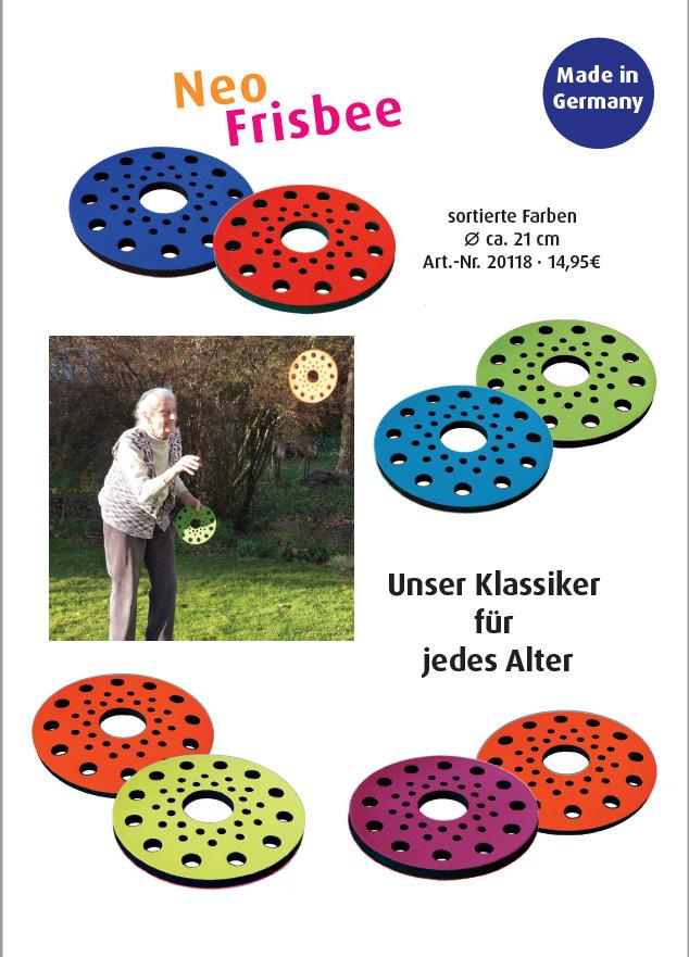 Neo-Frisbee