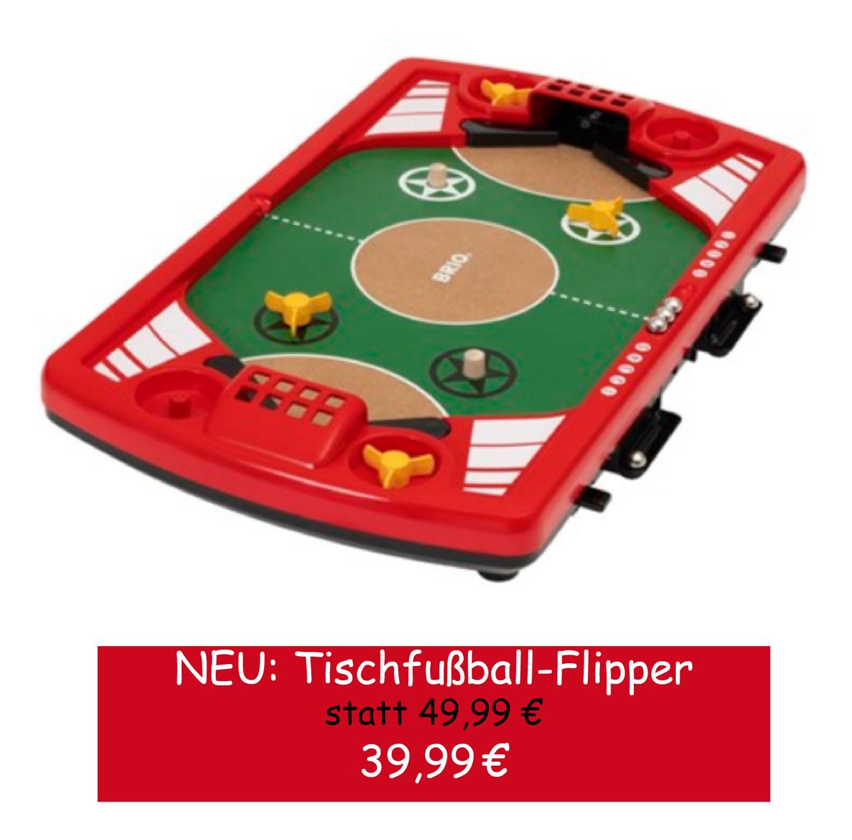 Tischfußball-Flipper