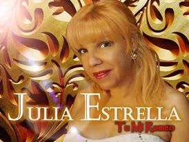 La cantante Julia Estrella es Vocal de AIPEH