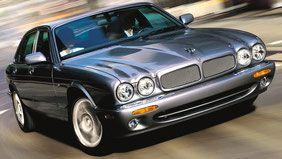 Jaguar X308 XJR