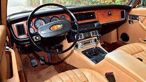 Jaguar Serie 3 Innenausstattung gebraucht