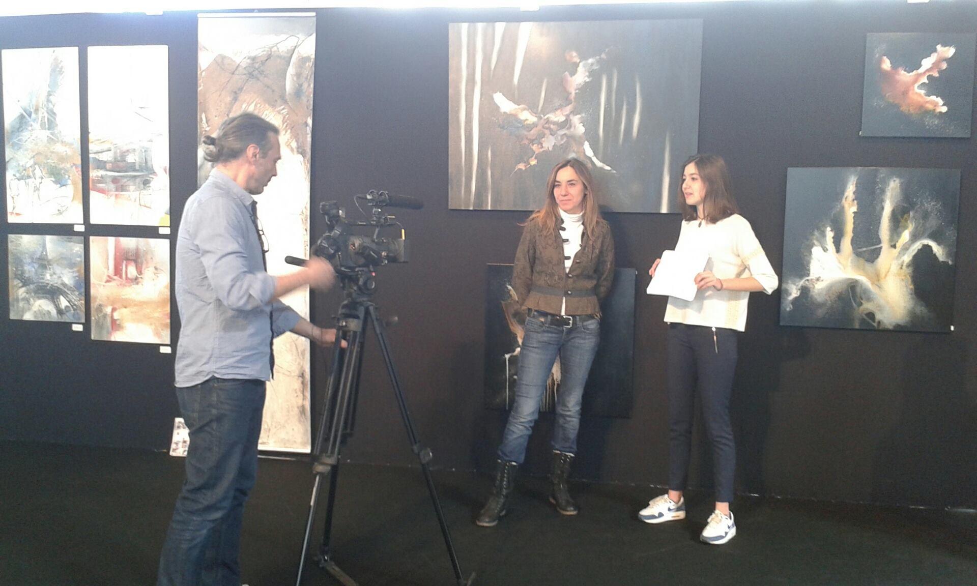 Interview réalisé par Montpellier ON TV-03/12/16-Ygrié