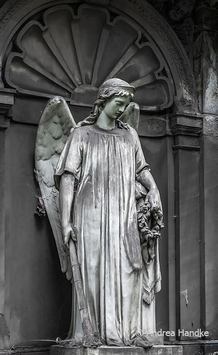 Dresden, St. Pauli Friedhof