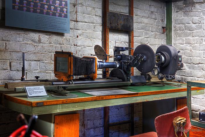 Auflicht-Kameramikroskop