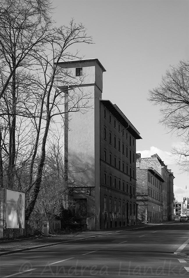 auf der Bahnhofstraße