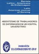 Revista Latino Americana De Enfermagem