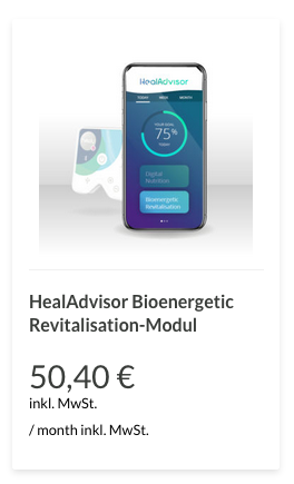 Heal Advisor Bioenergetic Revitalisation App, Healy Shop