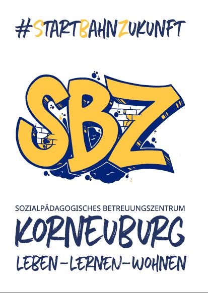 Folder SBZ - Sonderpädagogisches Betreuungszentrum Korneuburg, Titelblatt