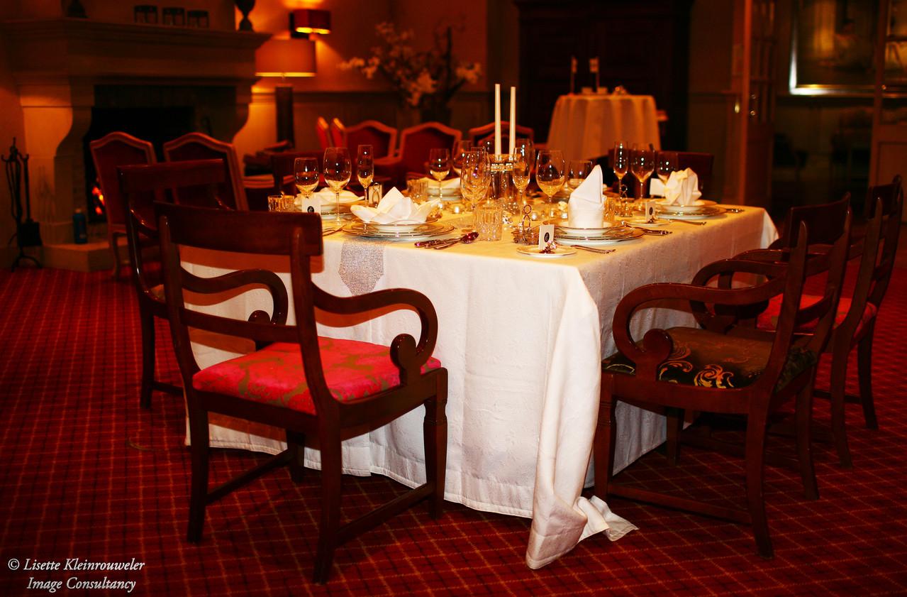 Workshop 'Het Perfecte Diner Thuis' Locatie De Holtweijde
