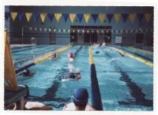 スポーツセンター水泳教室風景