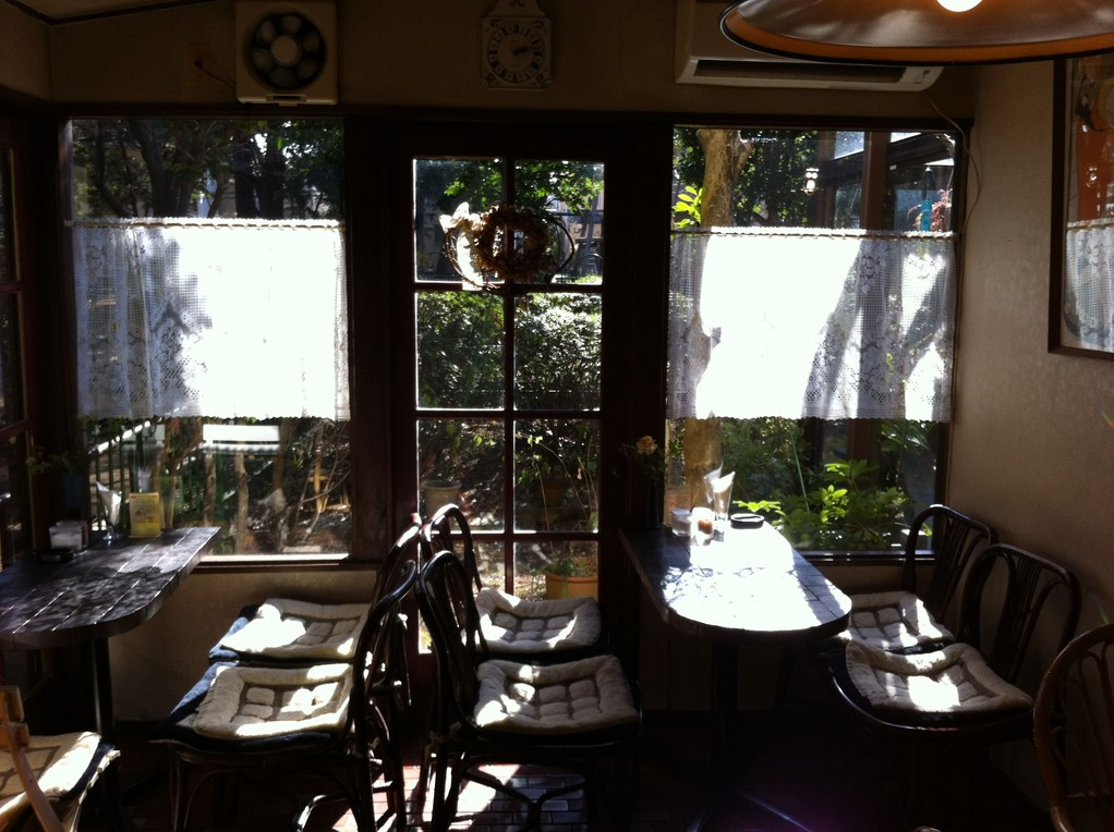 Wood Stock 喫茶店