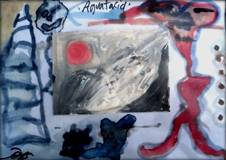 Aquatasia - Watercolor/Aquarell - by Don15