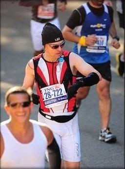 New York Marathon 2011 - DSK