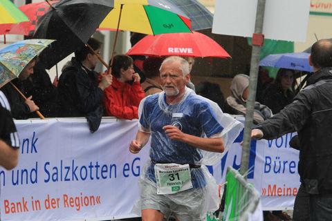 """Salzkotten Marathon 2012 - Mit herzlichen Grüßen an Heinrich Bunse (LTV """"Triathlon"""" Lippstadt) von 0 auf 42"""