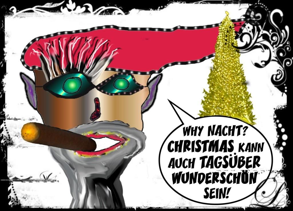 Rauchzeichen - Weihnachten