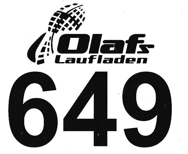 Silvesterlauf 2013 - Startnummer