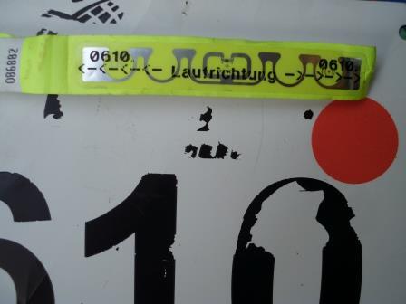 Lutterlauf (HM/21,1KM) - Chip/Startnummer