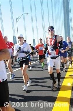 Daniel Sean Kaiser-  New York City Marathon 2011