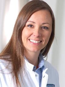Kardiologin Dr. med. Carolin Lerchenmüller