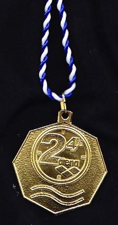 24 h Swim 2013 - Medaille