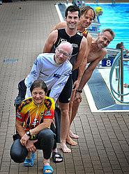 Challenge Roth 2009 - Pressefoto - Triathleten des TSVE 1890 Bielefeld