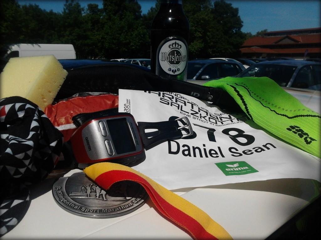 Salzkotten Marathon 2015