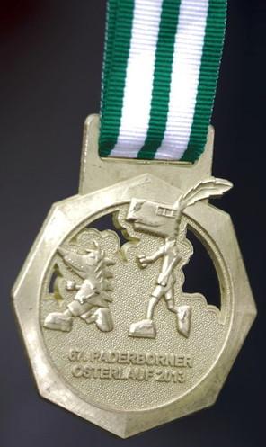 Osterlauf Paderborn 2013 - Medaille