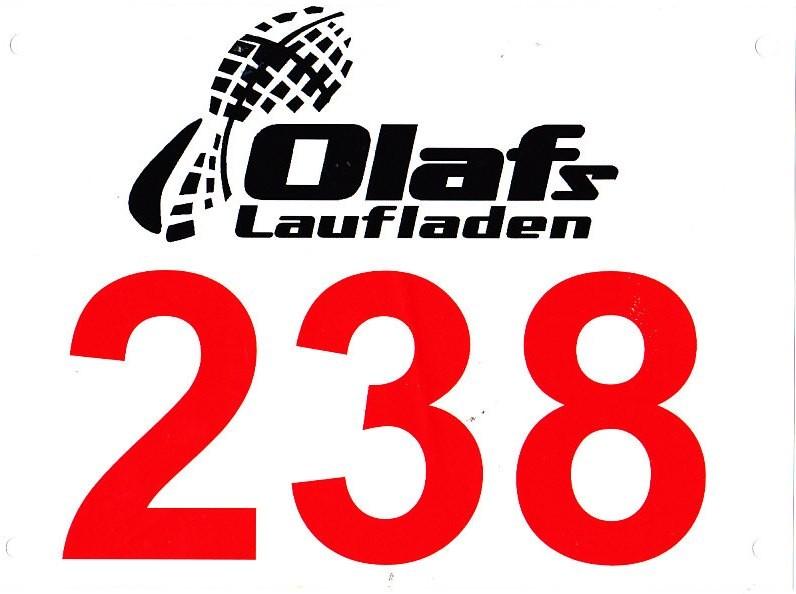 Stromberg Burggrafenlauf 2015 - Startnummer