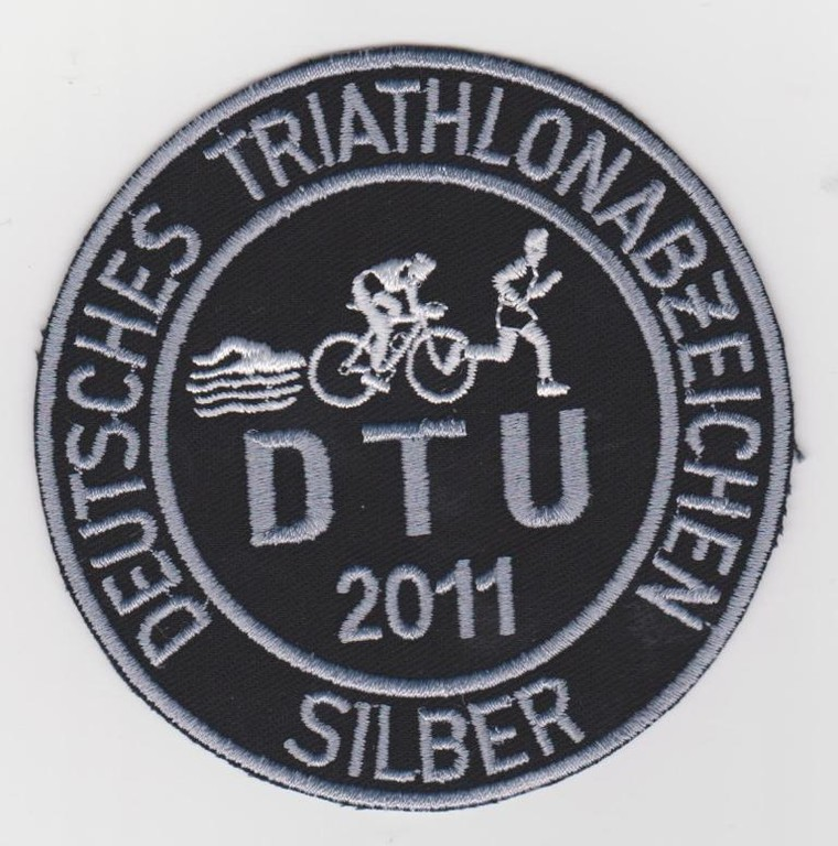 DTU - DeutscheTriathlon Union - Abzeichen 2011